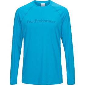 Peak Performance M's Gallos Co2 LS Tee Active Blue
